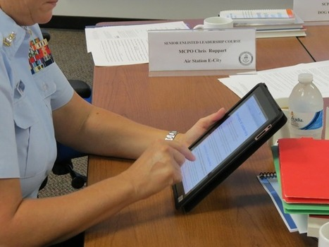 Paper or Tablet? Reading Recall and Comprehension | Curtin iPad User Group | Scoop.it