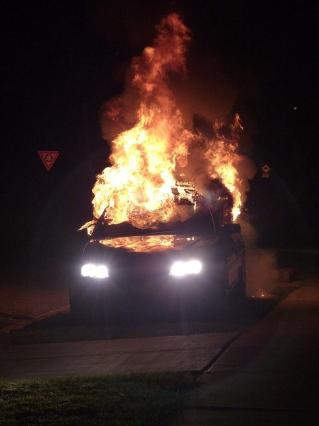 Measures to Take to Prevent a Car Fire | fire safety | Scoop.it