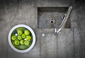 Concrete countertops picture | Decorative Concrete | Scoop.it