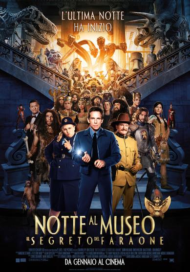 Esce una notte al museo 3 segreto faraone  Lemontube   Cinema e TV   Scoop.it