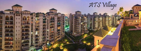 ATS Greens Village Noida Resale, ATS Green Noida Expressway | flats in noida 9910006454, resale flats in noida | Scoop.it