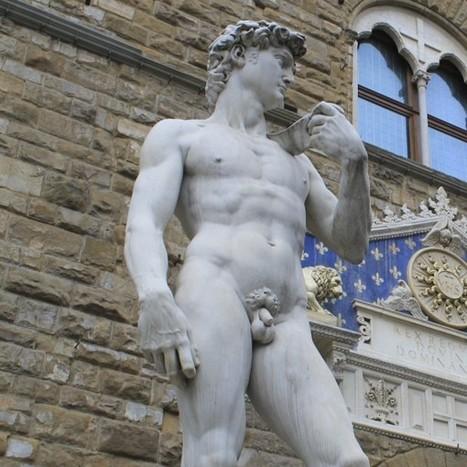 Statues in Piazza della Signoria in Florence | Italia Mia | Scoop.it