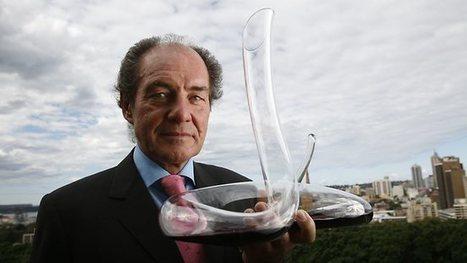 Glass maker Georg Riedel shatters wine beliefs | The Champagne Scoop | Scoop.it