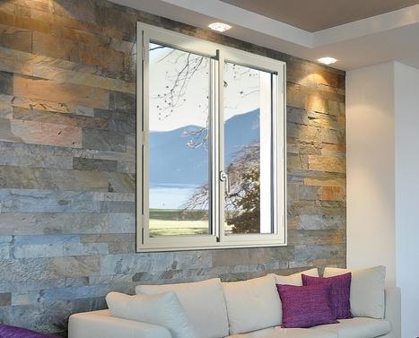 C - La gamme de fenêtres à frappe aluminium à ouvrant caché par Franciaflex | Bâtiment | Scoop.it