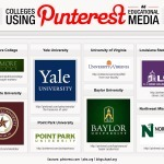 15 Colleges Using Pinterest as Educational Media - Online Universities.com | Content Curation for Online Education | Scoop.it