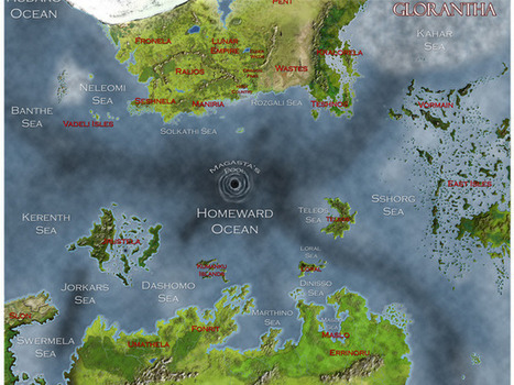 Update 43: October Update - Layout continues... · The Guide to Glorantha | Glorantha News | Scoop.it