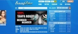 SenangPoker.com Agen Judi Poker Online Terpercaya indonesiaSenangPoker.com Agen Judi Poker Online Terpercaya IndonesiaSenangPoker.com Agen Judi Poker Online Terpercaya Indonesia | baguspedia | Scoop.it