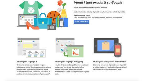 Aumenta il traffico di Google Shopping italia - Antonio Giannella | Ecommerce Vendita Online | Scoop.it
