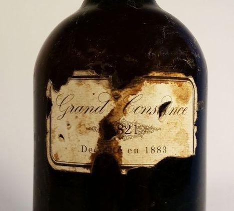 Une bouteille du vin favori de Napoléon vendue 1550€ | Le Vin en Grand - Vivez en Grand ! www.vinengrand.com | Scoop.it