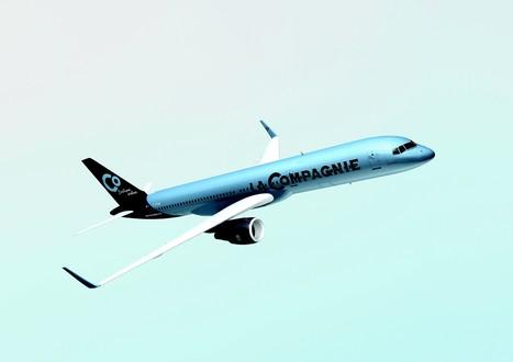 Décollage imminent pour La Compagnie, 100% business | Secrétariat Freelance | Scoop.it