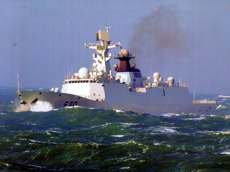 China's Newest And Deadly Warship Has Entered The South China Sea | Chinese Cyber Code Conflict | Scoop.it