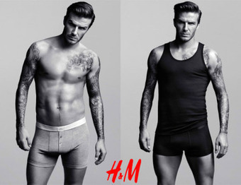 Beckham mis à nu dans le dernier spot H&M | Tout le marketing | Scoop.it