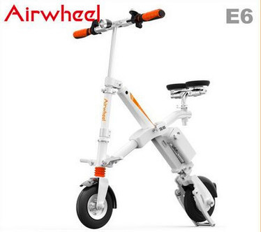 A New Exercise Way created by Intelligent Airwheel Electric Motorized Skateboard   Press Release   Scoop.it