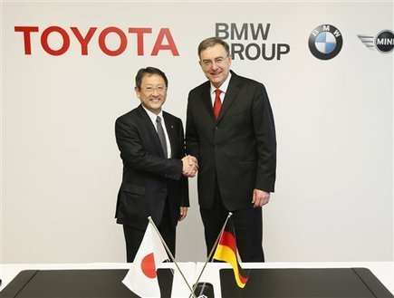 Toyota, BMW Working on New Battery Technology - Product Design & Development | Organization Design | Scoop.it