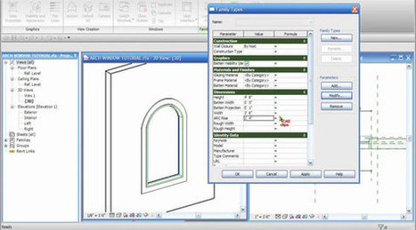 How to create family type catalogs in Revit | BIM Forum | Scoop.it
