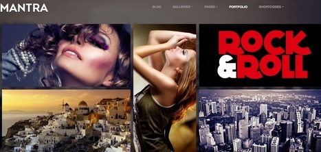Best Metro Style WordPress Themes 2014 | MyThemeCafe | Website Premium Theme Directory | Scoop.it