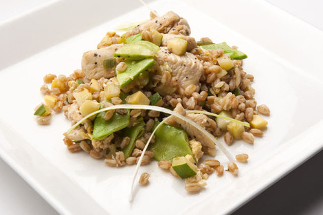 Stir-fried chicken farro recipe: Make it in 35 minutes - VOXXI | One Man and his Wok (Chinese \ Asian Cooking) | Scoop.it