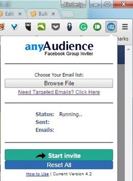 Bulk Invite Your Email Contacts To Your Facebook Group | Facebook for Business Marketing | Scoop.it