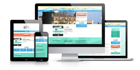Site internet Drupal pour la Mairie de Lévignac | Création sites internet Drupal & Magento made in Gers - Toulouse | Scoop.it