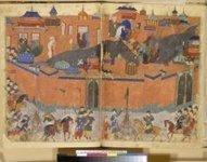 La chute de Bagdad en 1258 : entre l'événement historique et ses symboliques (1) | Infos Histoire | Scoop.it