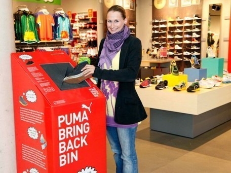 """Puma Launches """"Bring Me Back"""" Product-Recycling Program in ... 