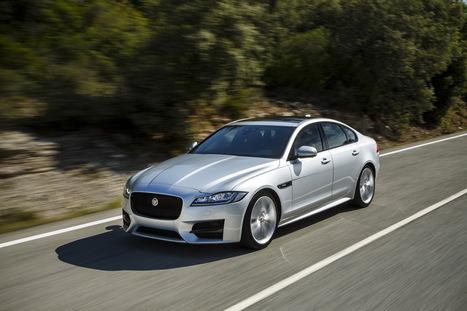 Essai Jaguar XF 2015 : le test de la version diesel de 180 ch | Digital Marketing ... | Scoop.it