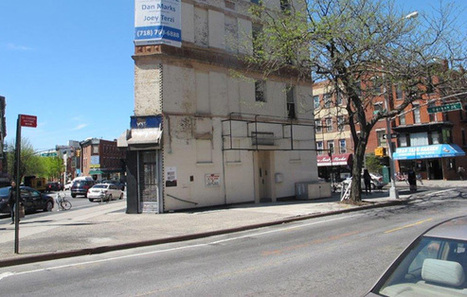 Eyes on the Street: Sidewalks for Pedestrians at the 78th Precinct ... | We Move.center | Scoop.it