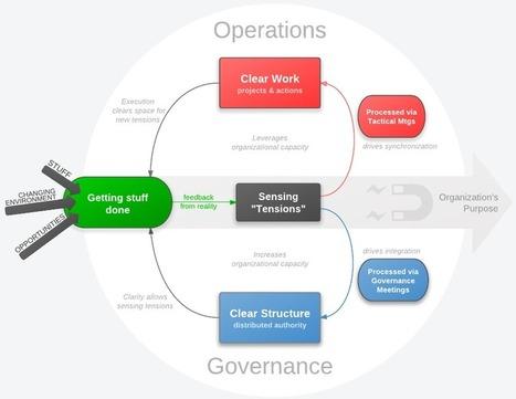 Gagner en agilité : l'holacratie selon Zappos | Nouvelle Trace | Scoop.it