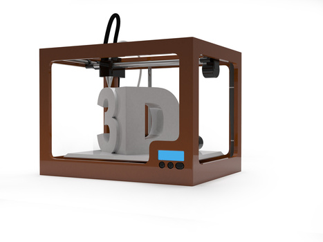 £120 Kickstarter 3D printer close to selling out | 3D printing | Scoop.it