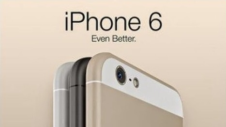 Mobile Is Being A Part Of Your Life: Launching New Mobile Iphone 6 | informative technology | Scoop.it