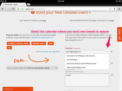 Twitter to Google Calendar ifttt Alternative | Social Media by Digital Deans | Scoop.it