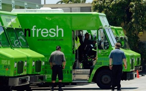 Is Amazon Fresh about to land on UK doorsteps? | Ecommerce logistics and start-ups | Scoop.it