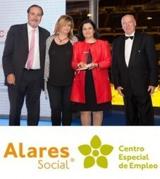 Alares Social recibe el Premio Especial Discatel a la RSC en los Premios CRC ORO de AEERC | teletrabajo y otros recursos | Scoop.it