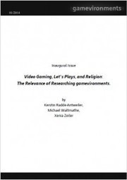 Gamevironment - new journal in media anthropology of games | Media Anthropology | Scoop.it