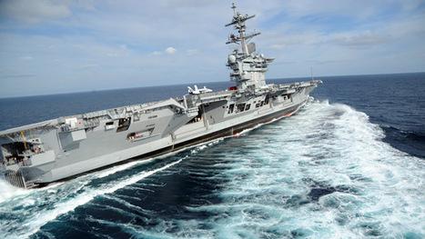 Battleship attactica: Soundwave-borne viruses 'can stop fleets'   Global politics   Scoop.it