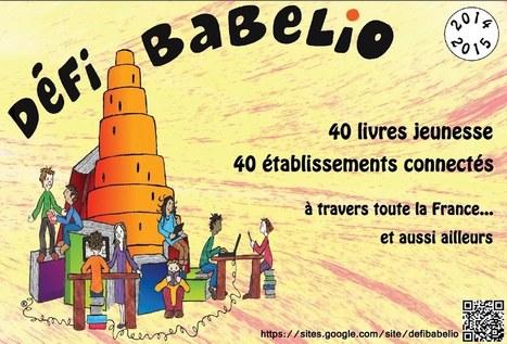 Sélection - #DéfiBabelio | au plaisir des livres et des histoires | Scoop.it