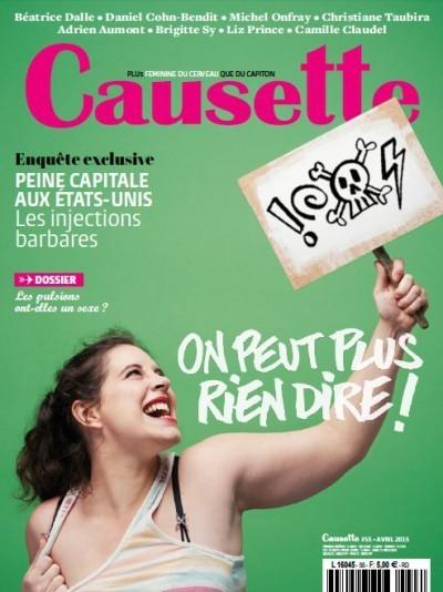 Le mensuel «Causette» placé en redressement judiciaire | DocPresseESJ | Scoop.it