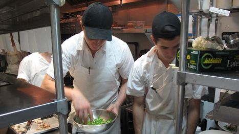 Changing How We Eat By Changing How We Run Restaurants   Health and Nutrition   Scoop.it