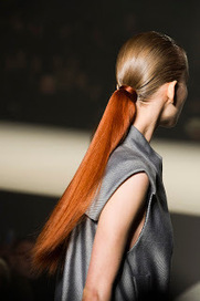 Plush Pink Allure: First Look: Redken for Victoria Beckham NYFW ... | Get inspired ! | Scoop.it