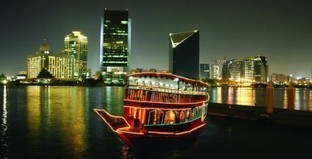 Dhow Cruise Dubai | Romantic Dinner In Dubai | Dubai Tour | Scoop.it