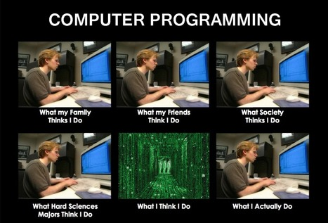 Computer Programming | What I really do | Scoop.it