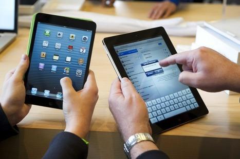 Dure schoolboeken remmen iPad-onderwijs - Telegraaf.nl | innovation in learning | Scoop.it