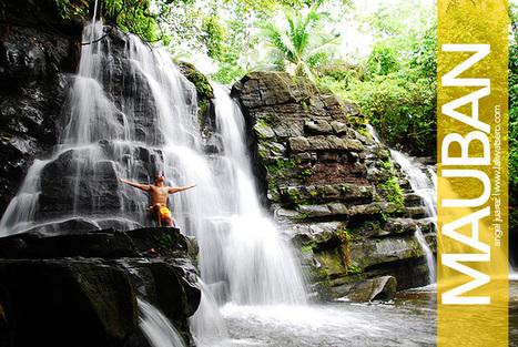 Chasing Waterfalls in Mauban: Dahoyhoy Falls, Hagdan-Hagdan Falls and Alitap Falls | Lakwatsero | Philippine Travel | Scoop.it