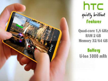 Un designer imagine un concept de mobile HTC 5 - Tom's Guide | Scoops en vrac | Scoop.it