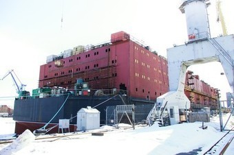 Russia Floats Plan for Nuclear Power Plants at Sea | Arctic & Nordic : Business Potential                              in Arctic and Northern Europe | Scoop.it