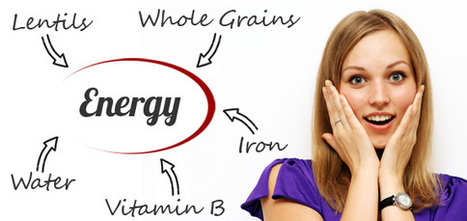 Fight Fatigue and Boost Energy with the Right Food Choices | CHARGE Your Nutrition! | Scoop.it