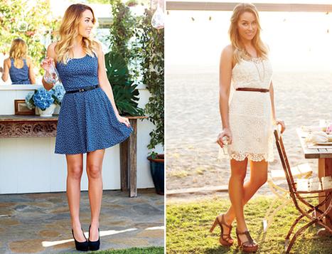 Lauren Conrad Releases Sneak Peek Of Her Summer Kohl's Collection! - MTV.com (blog)   Fashion Collections   Scoop.it