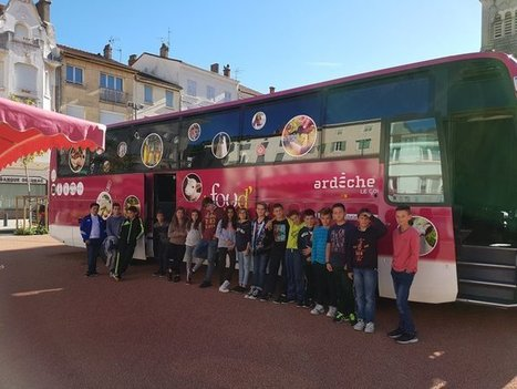 Tweet from @ARDECHEGOUT | News sur l'agroalimentaire et la gastronomie en Ardèche | Scoop.it