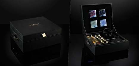 Johnnie Walker crée une expérience sensorielle pour trouver le whisky qui vous correspond | Epicure : Vins, gastronomie et belles choses | Scoop.it