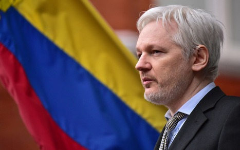 #Ecuador admits cutting Julian #Assange's internet access over impact of leaks on #US election #Wikileaks | The uprising of the people against greed and repression | Scoop.it